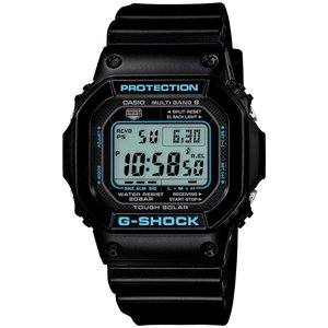 CASIO G-SHOCK メンズ腕時計 BLACK×BLUE Series GW-M5610BA-1JF