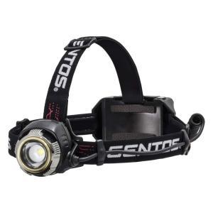 ジェントス GENTOS LED ヘッドライト Gシリーズ USB充電式 明るさMaxルーメン GH...