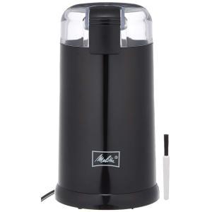 メリタ Melitta 電動 コーヒーミル ブラック ECG62-1B