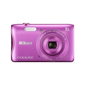 Nikon デジタルカメラ COOLPIX S3700 ピンク S3700PK