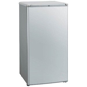 アクア75L1ドア冷蔵庫メタリックシルバーAQUAAQR-81E-S