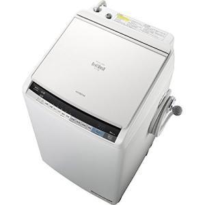 日立 ビートウォッシュ 洗濯乾燥機 8.0kg ホワイト BW-DV80A-W