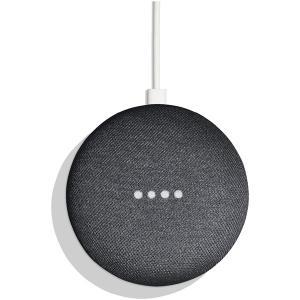 グーグル Google スマートスピーカー Google Home Mini チャコール GA002...