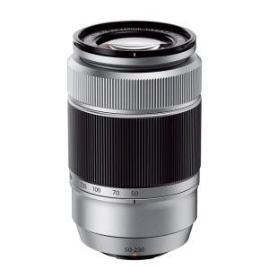 富士フイルム FUJIFILM 望遠ズームレンズ シルバー XC50-230mmF4.5-6.7 O...
