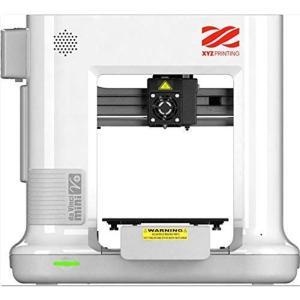 XYZプリンティング 3Dプリンター ダヴィンチmini w ホワイト 3FM3WXJP00H
