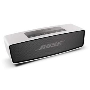 Bose SoundLink Mini ポータブルワイヤレススピーカー Bluetooth対応 シル...