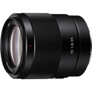 ソニー SONY デジタル一眼カメラα Eマウント用レンズ FE 35mm F1.8 フルサイズ SEL35F18F
