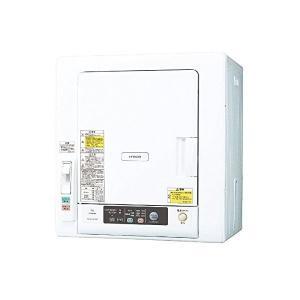 日立 5.0kg 衣類乾燥機 これっきりボタン DE-N50WV-W...
