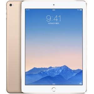 iPad Air 2 Wi-Fiモデル 128GB ゴールド...