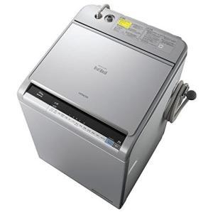 日立 ビートウォッシュ 11.0kg 洗濯乾燥機 シルバー BW-DX110A-S