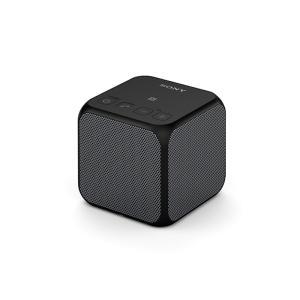 ソニー SONY ワイヤレスポータブルスピーカー Bluetooth&NFC搭載 ブラック SRS-...