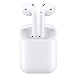 アップル Apple AirPods with Charging Case イヤホン ワイヤレス ホ...