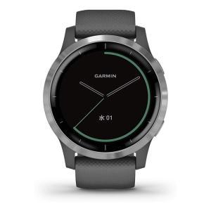 ガーミン GARMIN vivoactive4 GPSスマートウォッチ 音楽再生機能 防水 シャドウ...
