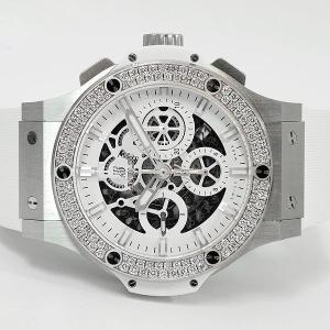uk availability b2fcc cb26a ウブロ ビッグバン ダイヤ 白(メンズ腕時計)の商品一覧 ...