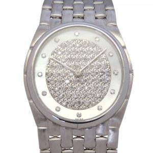 オーデマ・ピゲ オーデマピゲ シルバー文字盤 メンズ 腕時計...