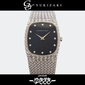 オーデマ・ピゲ オーデマピゲ ブラック文字盤 メンズ 腕時計...
