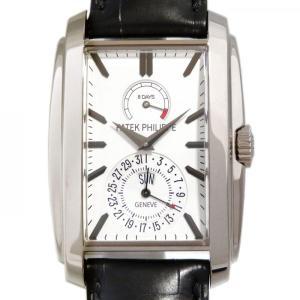 パテック・フィリップ 5200G-010 ホワイト文字盤 メンズ 腕時計 新品