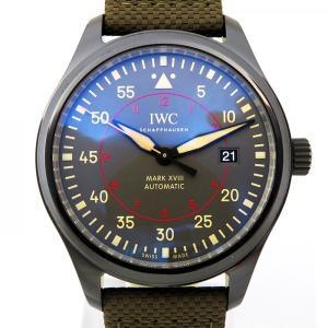IWC パイロットウォッチ マーク XVIII トップガン ...