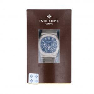 パテック・フィリップ ノーチラス パーペチュアルカレンダー 5740/1G-001 ブルー文字盤 メンズ 腕時計 新品 gc-yukizaki