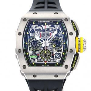 リシャール・ミル その他 RM11-03 TI シルバー文字盤 メンズ 腕時計 新品 gc-yukizaki