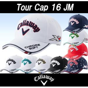 Callaway(キャロウェイ) Tour cap 16 JM ツアー キャップ