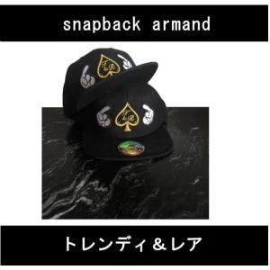 【送料無料】トレンディ&レア Trendy & Rare snapback armand キャップ 帽子 レア|gcj-shop
