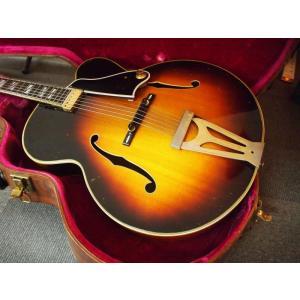 Gibson 【中古】Super400C Sunburst (1953年製 Vintage)
