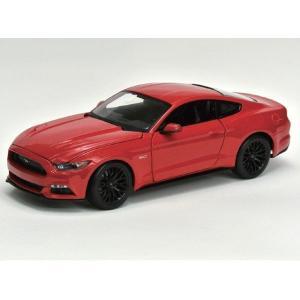 新品 | MAISTO SE2015 フォード マスタング レッド|gcs-net