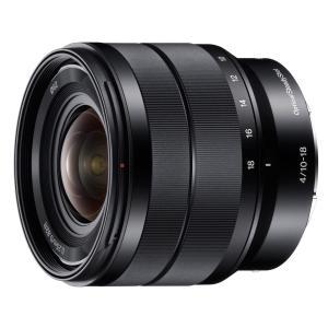 新品 SONY E 10-18mm F4 OSS ソニー Eマウント用 APS-C専用 SEL101...
