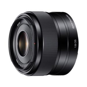 ソニー SONY 単焦点レンズ E 35mm F1.8 OSS ソニー Eマウント用 APS-C専用...