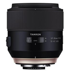 展示品 TAMRON タムロン 箱有 SP 85mm F/1.8 Di VC USD F016E キヤノン用