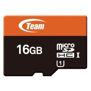 Team チーム MicroSDHCカード UHS-1 16GB TUSDH16GUHS03 メール便送料無料 代引き不可 gcs-net