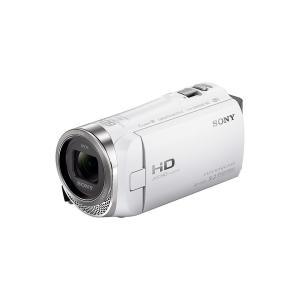 展示品 SONY ソニー HDR-CX485 WC ホワイト...