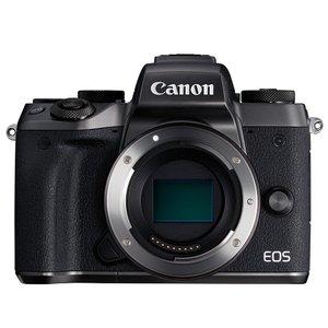 展示品 Canon キヤノン EOS M5 ボディ メーカー保証1年付|gcs-net