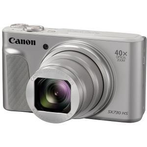 展示品 Canon キヤノン PowerShot SX730 HS [シルバー]メーカー保証1年付|gcs-net