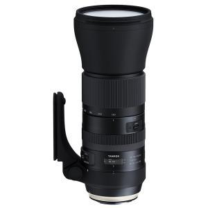 展示品 TAMRON タムロン SP 150-600mm F/5-6.3 Di VC USD G2 A022E キヤノン用|gcs-net