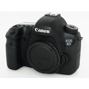 中古品 Canon キヤノン EOS 6D ボディ弊社修理保証3か月|gcs-net
