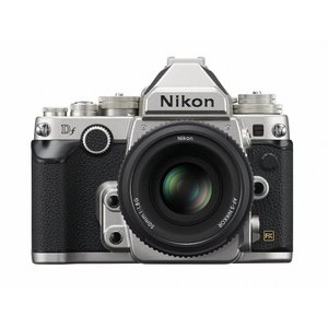Nikon ニコン Df 50mm f/1.8G Special Edition キット シルバー【お取り寄せ品】|gcs-net