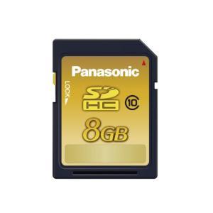 新品 | メール便 | Panasonic SDHC CLASS 10 8GB | RP-SDWA08GJK