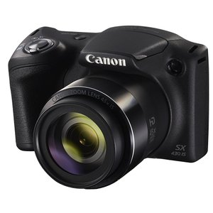 Canon キヤノン PowerShot SX430 IS【取り寄せ品】|gcs-net