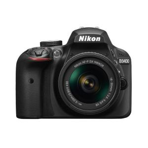 Nikon ニコン D3400 18-55 VR レンズキット ブラック【取り寄せ品】|gcs-net