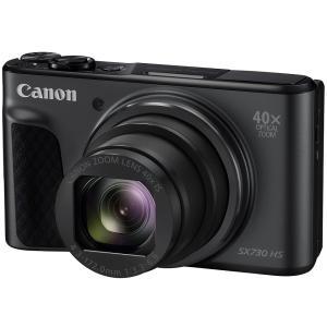 Canon キヤノン PowerShot SX730 HS ブラック【取り寄せ品】|gcs-net