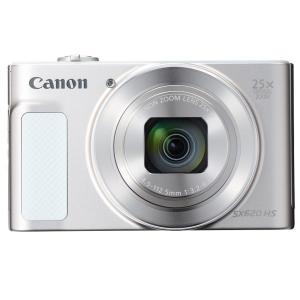 Canon キヤノン PowerShot SX620 HS ホワイト【取り寄せ品】|gcs-net