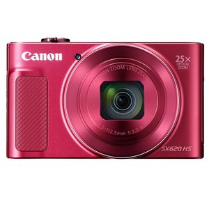Canon キヤノン PowerShot SX620 HS レッド【取り寄せ品】|gcs-net