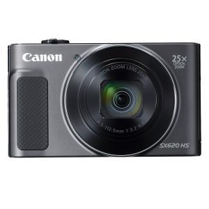 Canon キヤノン PowerShot SX620 HS ブラック【取り寄せ品】|gcs-net