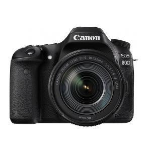 【新品】Canon キヤノン EOS 80D EF-S18-135 IS USM レンズキット 【お取り寄せ品】|gcs-net