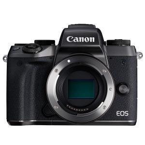 【新品】Canon キヤノン EOS M5 ボディ【お取り寄せ品】|gcs-net