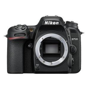 Nikon ニコン D7500 ボディ【お取り寄せ品】|gcs-net