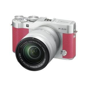 FUJIFILM フジフィルム X-A3 レンズキット [ピンク]【お取り寄せ品】|gcs-net