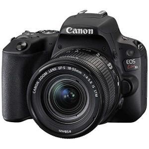 Canon キヤノン EOS Kiss X9 EF-S18-55 IS STM レンズキット [ブラック]【お取り寄せ品】|gcs-net